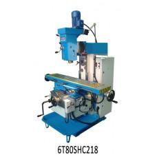 6Т80SHC218 Универсальный консольно-фрезерный станок