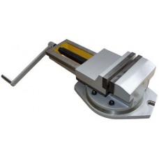 Тиски станочные чугунные поворотные с ручным приводом (ширина губок 125 - 320 мм.)