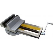 Тиски станочные чугунные неповоротные с ручным приводом (ширина губок 125 - 320 мм.)