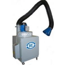 Электростатическая фильтровальная установка ФВУ-1200