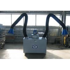 Электростатическая фильтровальная установка ФВУ-2400