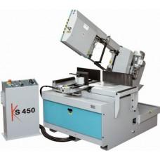 KS 450 Полуавтоматический ленточнопильный станок